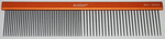 Aluminum Grooming Comb - (Longer Teeth)