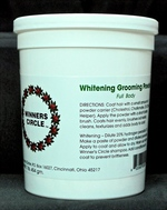 Winners Circle Medium-Fine Grooming & Whitening Powder<br> [1 lb or 2.5 lbs]