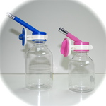 Water Bottle and Holder: Toy Size (200 cc)