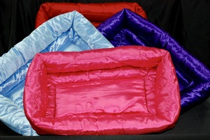 Satin Crate Bed