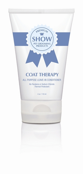 Coat Therapy Leave In Conditioner [8oz Bottle w/Pump]