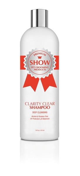 CLARITY CLEAR Shampoo [16 oz]