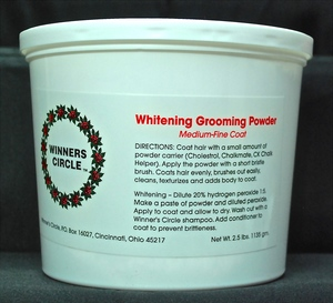 Winners Circle Full Body Grooming Powder <br>[1 lb or 3 lbs]
