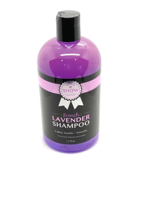 French Lavender Shampoo [2 or 17 oz]