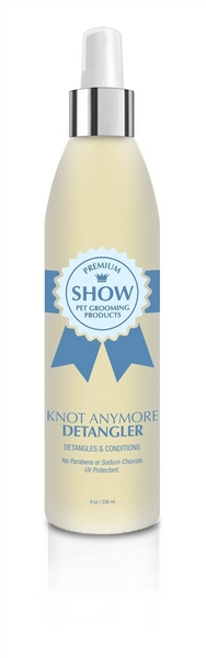 Knot Anymore Detangling Spray [2 or 8oz]
