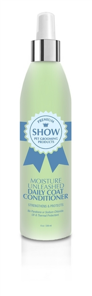 Moisture Unleashed Daily Coat Conditioning Spray [2 or 8oz]