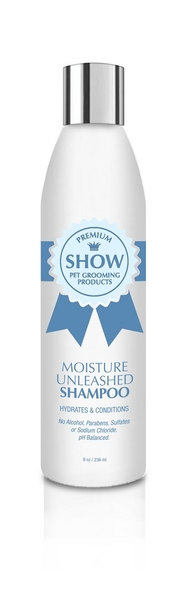 Moisture Unleashed Shampoo [8 or 32 oz]
