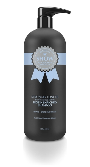 STRONGER LONGER SHAMPOO  [8 or 32 oz]