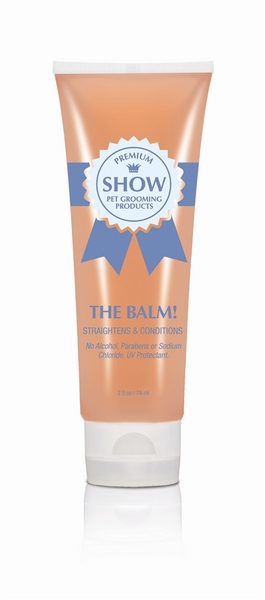 The Balm! Conditioning + Straightening Balm [2.5oz]
